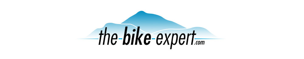 The Bike Expert - Brand, logo and web design