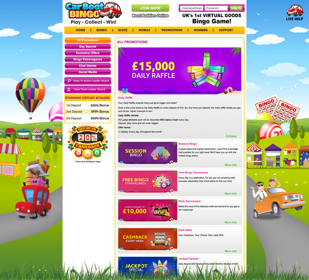 Popcorn Games - logo, brand and web design for bingo